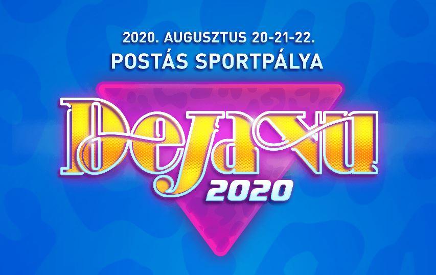 DejaVu Fesztivál 2020 Szeged