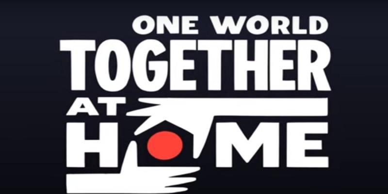 One World: Together At Home és Lady Gaga koncertje