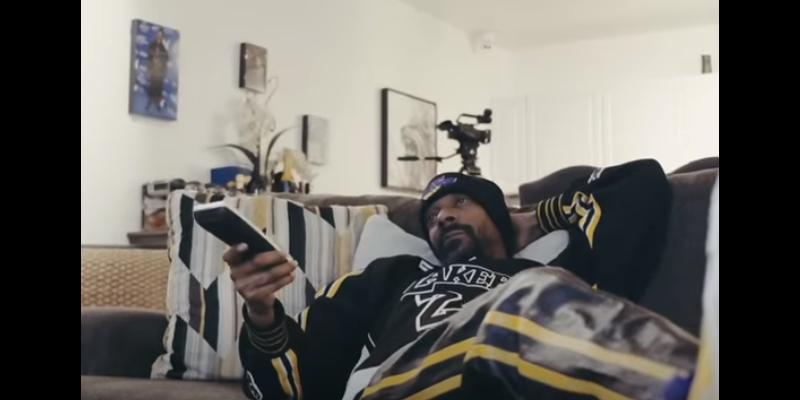 Snoop Dog karantén-rappel - I Wanna Go Outside