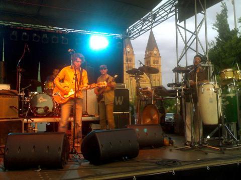 Quimby magyar alternatívrock-együttes