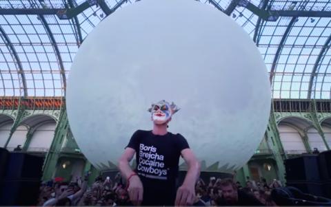 Boris Brejcha Grand Palais 2019