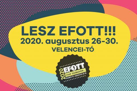 Lesz EFOTT 2020-ban - új időpont