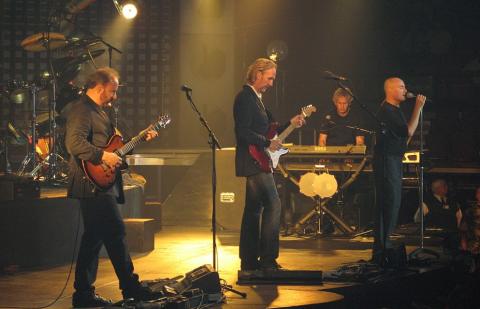 Genesis, angolprogresszívrock-együttes.