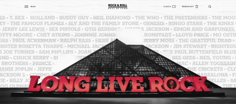 Rock and Roll Hall of Fame 2020
