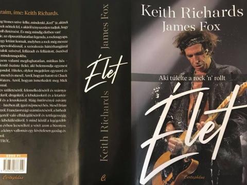 Keith Richards - Élet