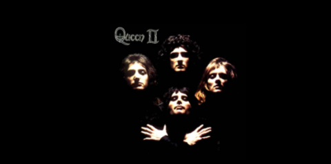 Queen bélyegsorozat