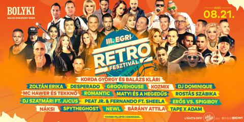 III. Egri Retro Fesztivál