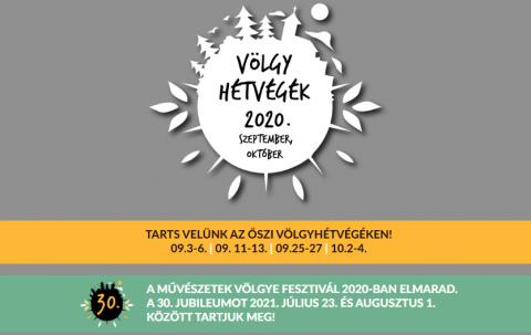 Művészetek Völgye Fesztivál 2020