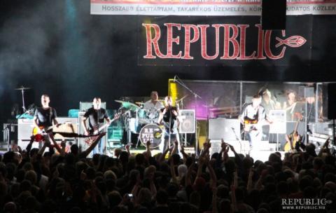 Republic zenekar
