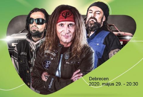 Tankcsapda autós koncert Debrecen