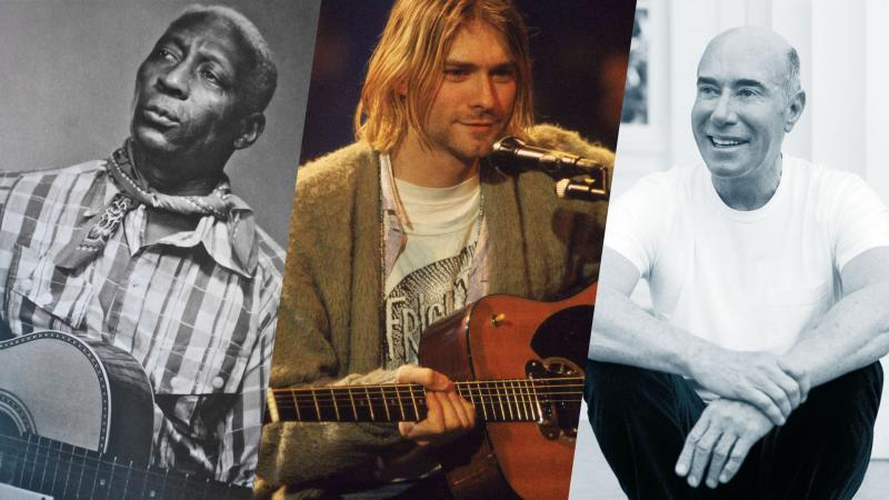 Kurt Cobain gitárja 6 millió dollárért kelt el