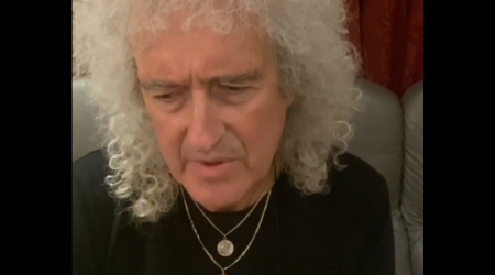 Brian May szívroham