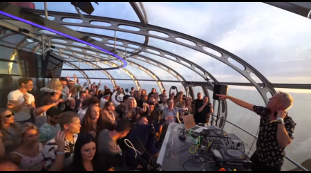 Fatboy Slim British Airways i360