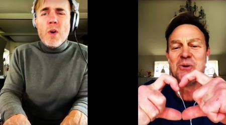 Gary Barlow és Jason Donovan